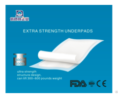 Extra Strength Underpads