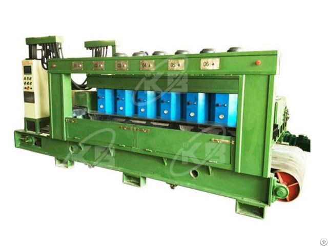 Multihead Stone Polishing Machine
