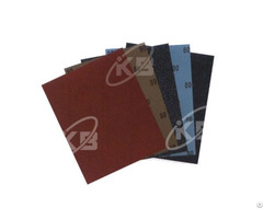 Dry Abrasive Sand Paper