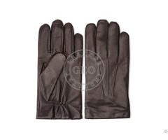 Men Fashion Winter Sheep Leather Gloves
