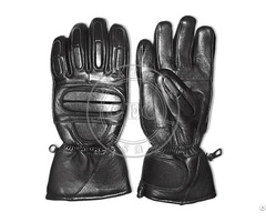 Motorcycle Cp Cheap Price Cut Piece Winter Leather Gloves