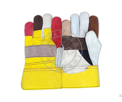 Furniture Rigger Industrial Leather Gloves