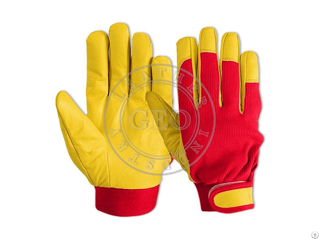 Leather Driver Gloves