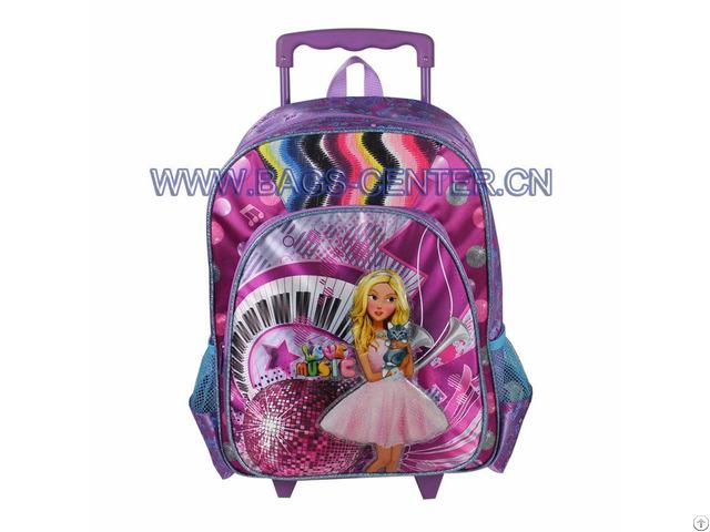 Double Handle Trolley Backpack