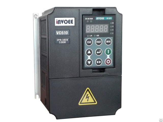 Vc610 3 0kw 3ph Vector Spindle Cnc Inverter