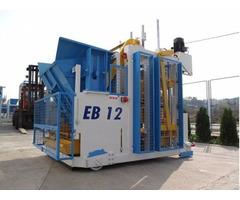 Movable Block Machine Sumab E12