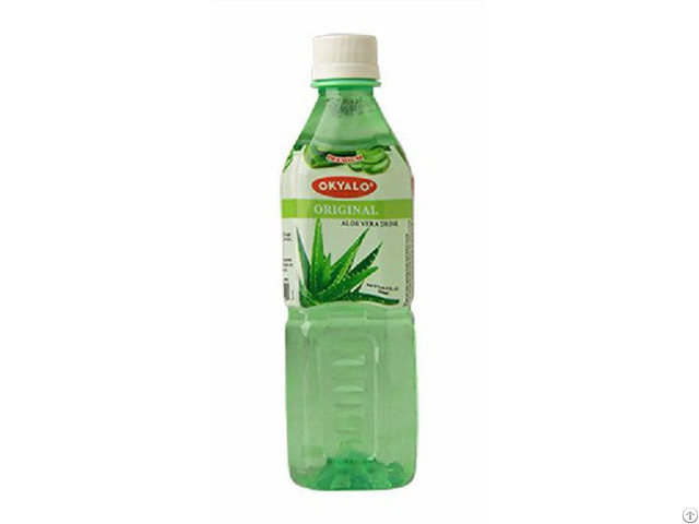 Okyalo 500ml Raw Aloe Vera Drink With Original Flavor Okeyfood