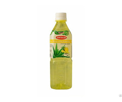 Okyalo 500ml Raw Aloe Vera Drink With Pineapple Flavor Okeyfood