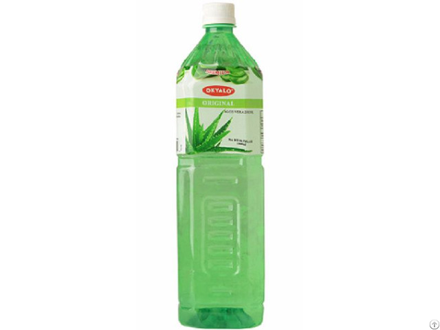 Okyalo 1 5l Raw Aloe Vera Drink With Original Flavor Okeyfood
