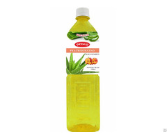 Okyalo 1 5l Raw Aloe Vera Drink With Peach Flavor Okeyfood