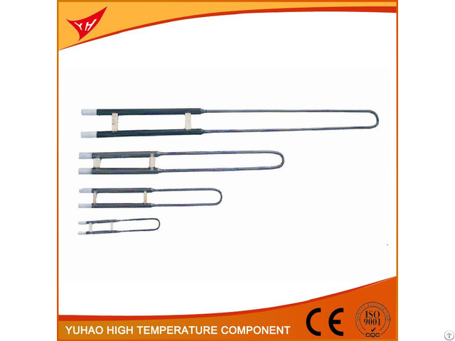 U Type Mosi2 Heating Element