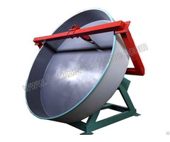 Disc Pan Fertilizer Granulator