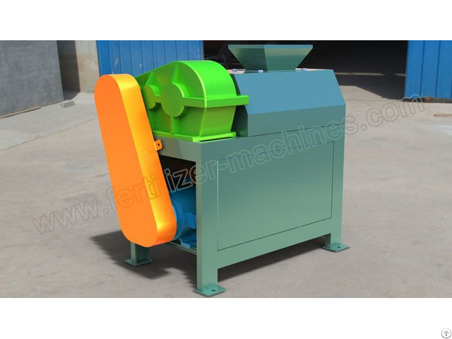 Roll Extrusion Granulator