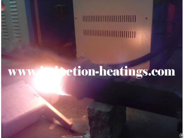 Railway Rivet Forging Induction Heating Machine