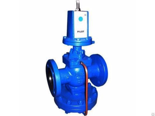 Dp17 Gg 20 Steam Pressure Reducing Valve Prv 2 5 Mpa
