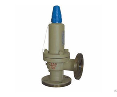 A41h Spring Loaded Safety Valve