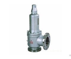 A42h Spring Loaded Safety Valve