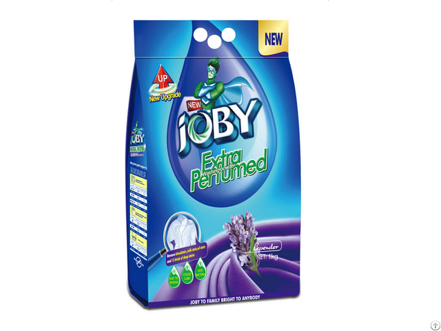 Washing Powder Lavender Perfumed 3kg Joby