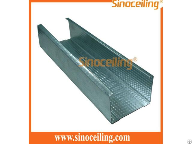 Galvanized Metal Profile