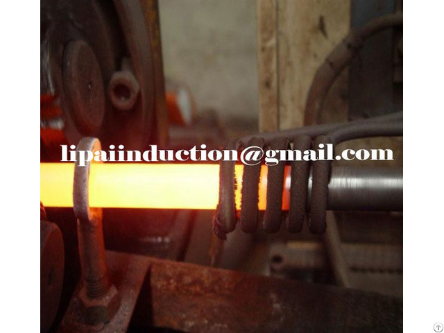 Promotional Steel Pipe Induction Heating Equipment