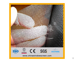 Fiberglass Fly Screen Mesh For Windows
