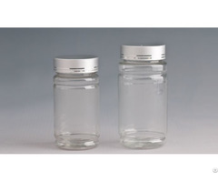 250ml Transparent Pet Liquid Bottle