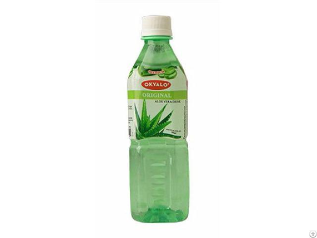 Okyalo 500ml Aloe Soft Drink With Original Flavor