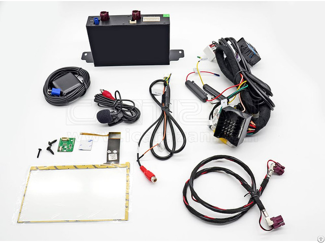 Quad Core Video Interface For Bmw 1 2 3 4 5 Series X3