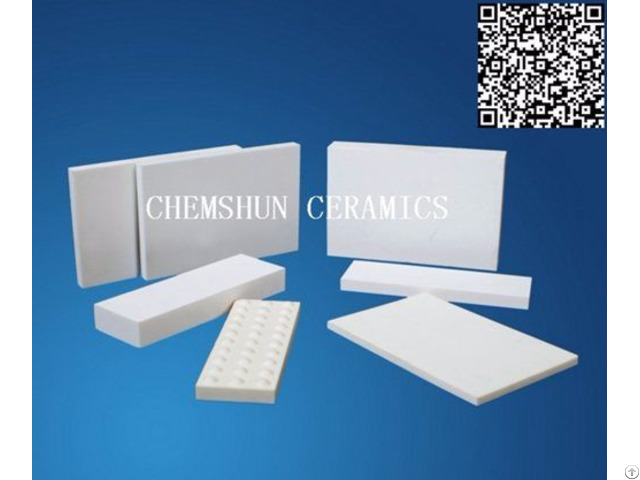 Alumina Ceramic Lining Tile For Wear Protetcion Save Downtime Easy Fixing