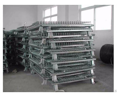 Steel Mesh Wire Containers