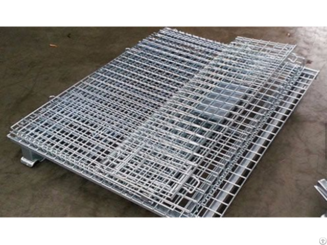 Collapsible Steel Stillages