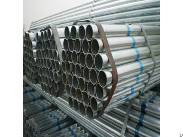 Astm A53 Gr B Galvanized Steel Pipe