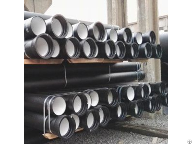 Dn300 Ductile Iron Pipes Iso 2531 K9 T Type 6 Meters