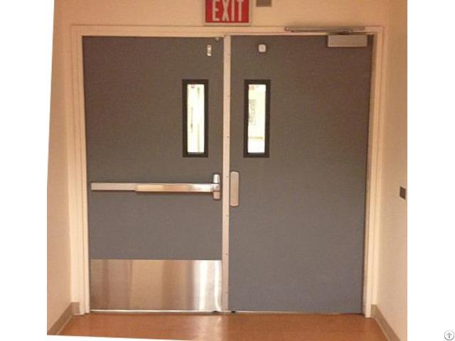 Steel Fire Reated Door With Ul Certification