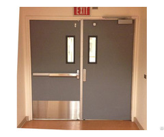 Steel Fire Reated Door With Ul Certification