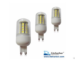 Aluminum Heat Sinking Ul Listed Led Bulb Dgl G9