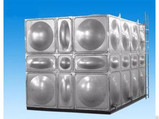 Galvanized Water Tanks