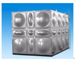 Galvanized Steel Water Tank