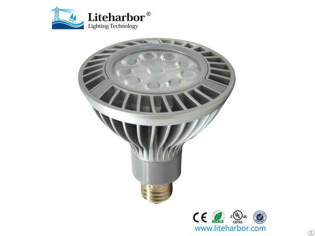 Aluminum Heat Sinking 20w Par38 Lamp