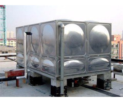 100m3 Grp Smc Water Storage Tank For Agriculture