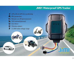 Jm01 Dustproof And Waterproof Vehicle Gps Tracker