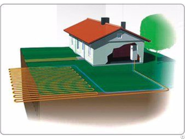 Modular Ground Source Electric Heat Pump Efficiency