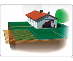 Modular Ground Source Electric Heat Pump Efficiency