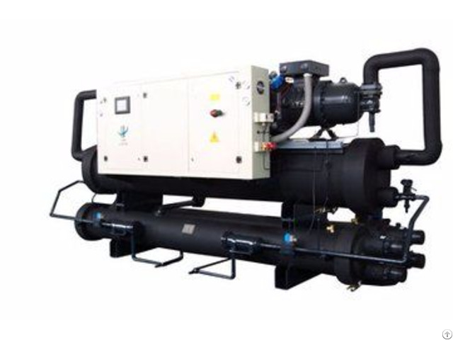 Pakaged Type Water Source Heat Pump Ce Certified