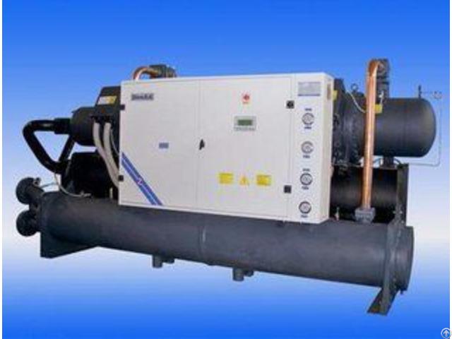 Screw Water Source Heat Pump Double Type