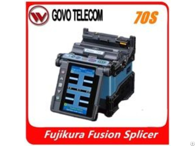 Japan Fsm 70s Single Core Fusion Splicer With Ct 30 Cleaver