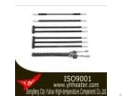 Ed Type Silicon Carbide Heating Elements