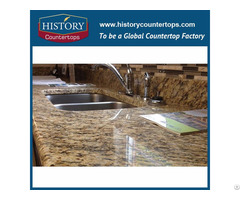 Santa Cecilia Granite Kitchen Countertops And Vanity Top
