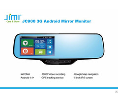 Jc900 3g Android Google Navigation Rearview Mirror Monitor