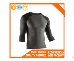 Wholesale Custom Printed Rash Guard